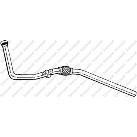 Výfukové potrubie BOSAL 940-091