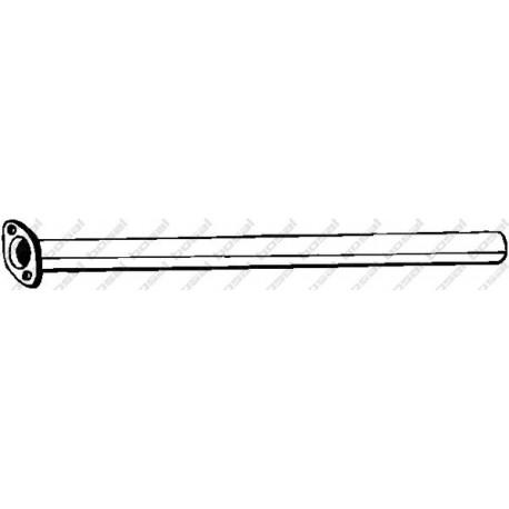 Výfukové potrubie BOSAL 850-081