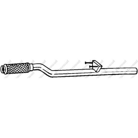 Výfukové potrubie BOSAL 850-079
