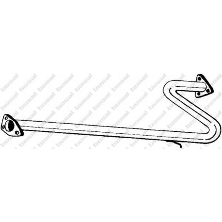 Výfukové potrubie BOSAL 838-395
