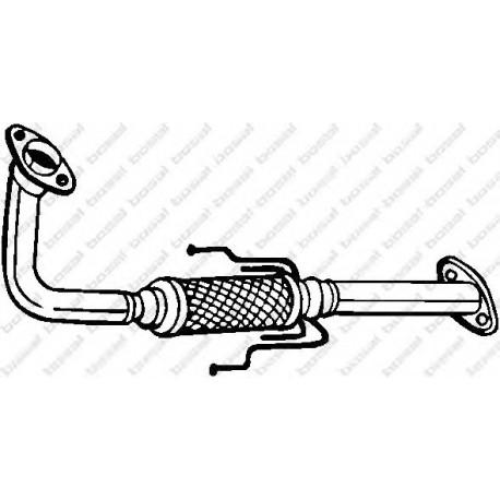 Výfukové potrubie BOSAL 801-297