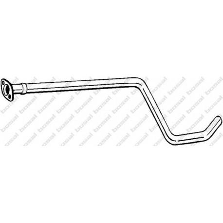 Výfukové potrubie BOSAL 800-211