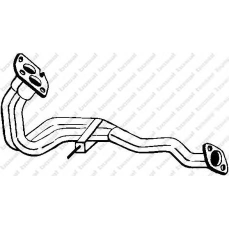 Výfukové potrubie BOSAL 789-139
