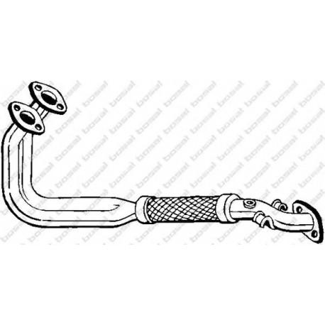 Výfukové potrubie BOSAL 786-007
