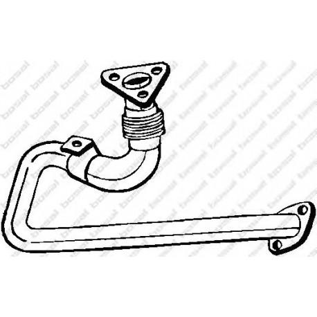 Výfukové potrubie BOSAL 785-039