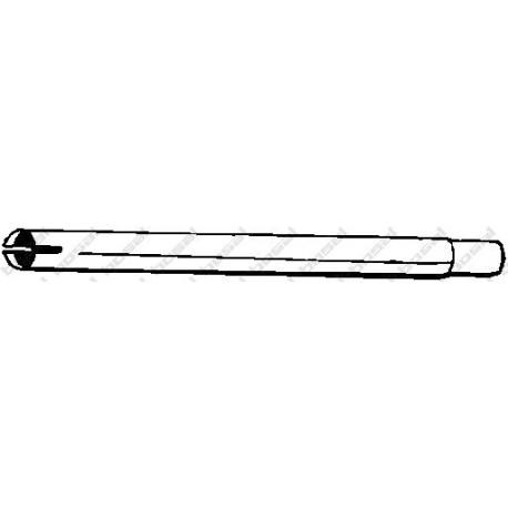 Výfukové potrubie BOSAL 779-591