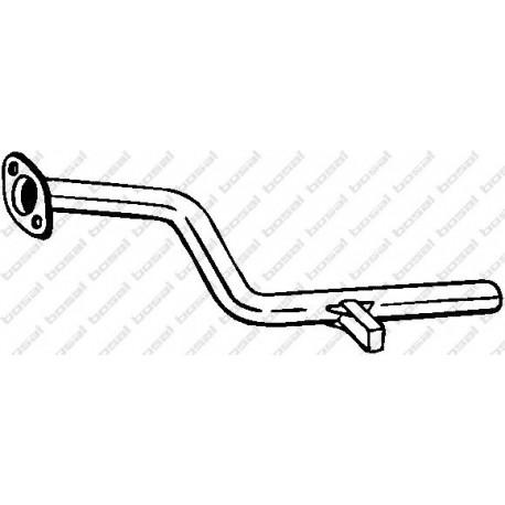 Výfukové potrubie BOSAL 750-165