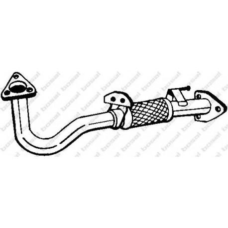 Výfukové potrubie BOSAL 750-161