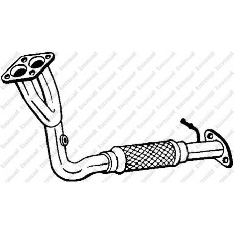 Výfukové potrubie BOSAL 750-103
