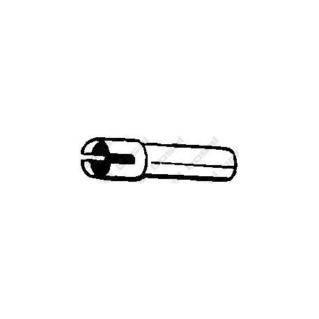 Výfukové potrubie BOSAL 328-203