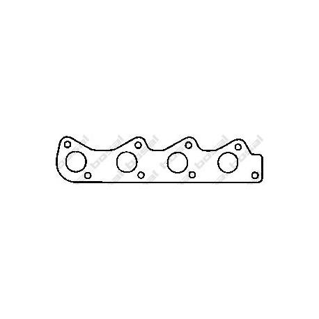 Tesnenie výfukovej trubky BOSAL 256-244