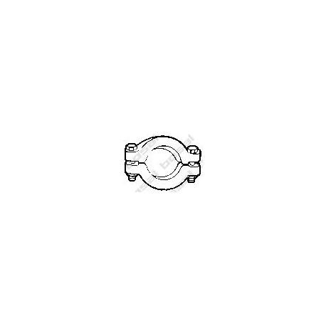 Svorka výfukového systému BOSAL 254-300