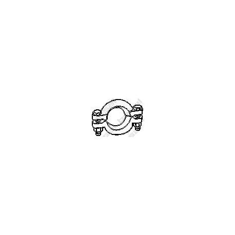 Svorka výfukového systému BOSAL 254-039