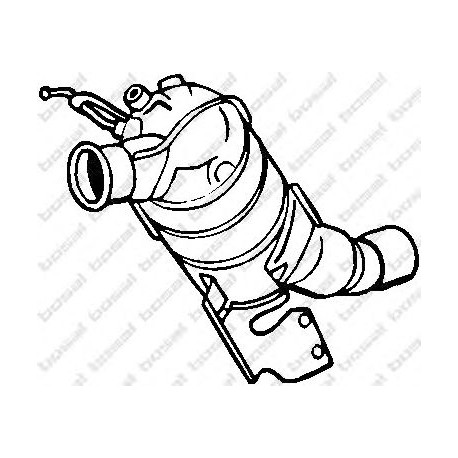 Katalyzátor BOSAL 090-401
