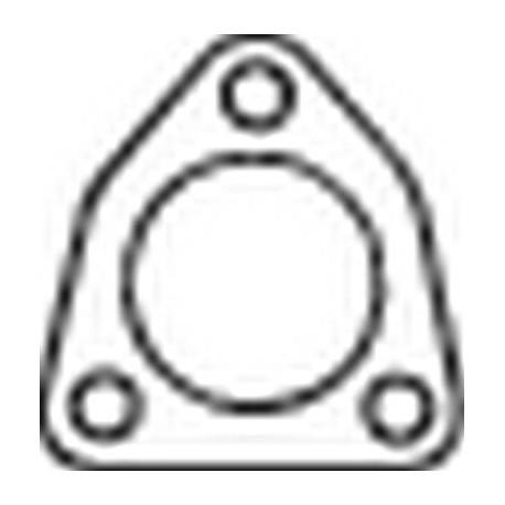 Tesnenie výfukovej trubky BOSAL 256-705