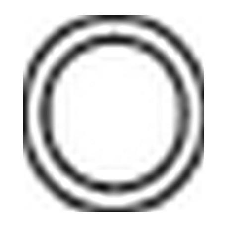 Tesnenie výfukovej trubky BOSAL 256-638