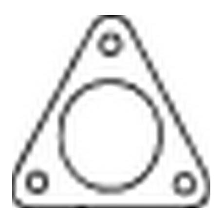 Tesnenie výfukovej trubky BOSAL 256-254
