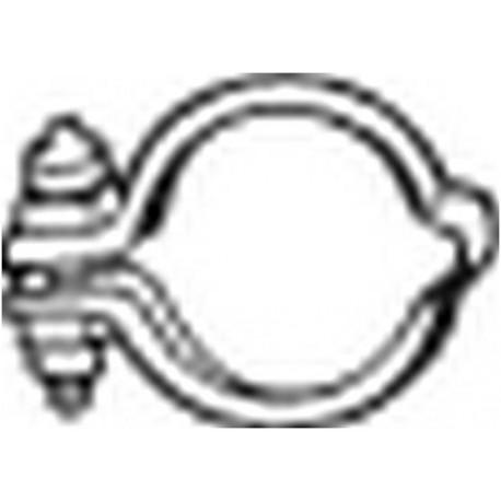 Svorka výfukového systému BOSAL 254-790