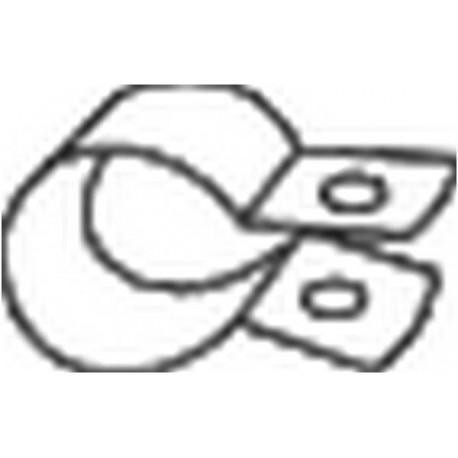 Svorka výfukového systému BOSAL 254-450